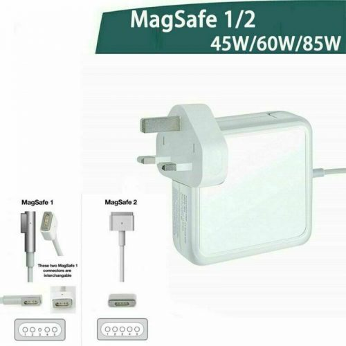Compatible Macbook Magsafe 2 T-shape Charger 45W