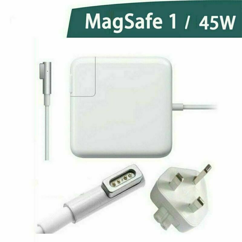 Compatible Macbook Magsafe1 L-Tip Charger 45W