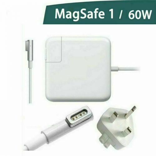Compatible Macbook Magsafe1 L-Tip Power Charger 60W